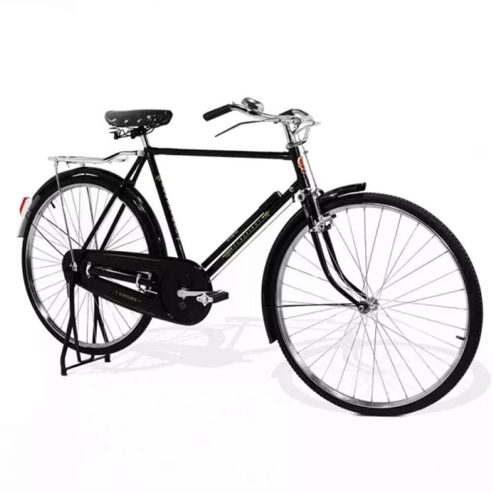 Bicicleta Retrô Aro 28 Classique Preto