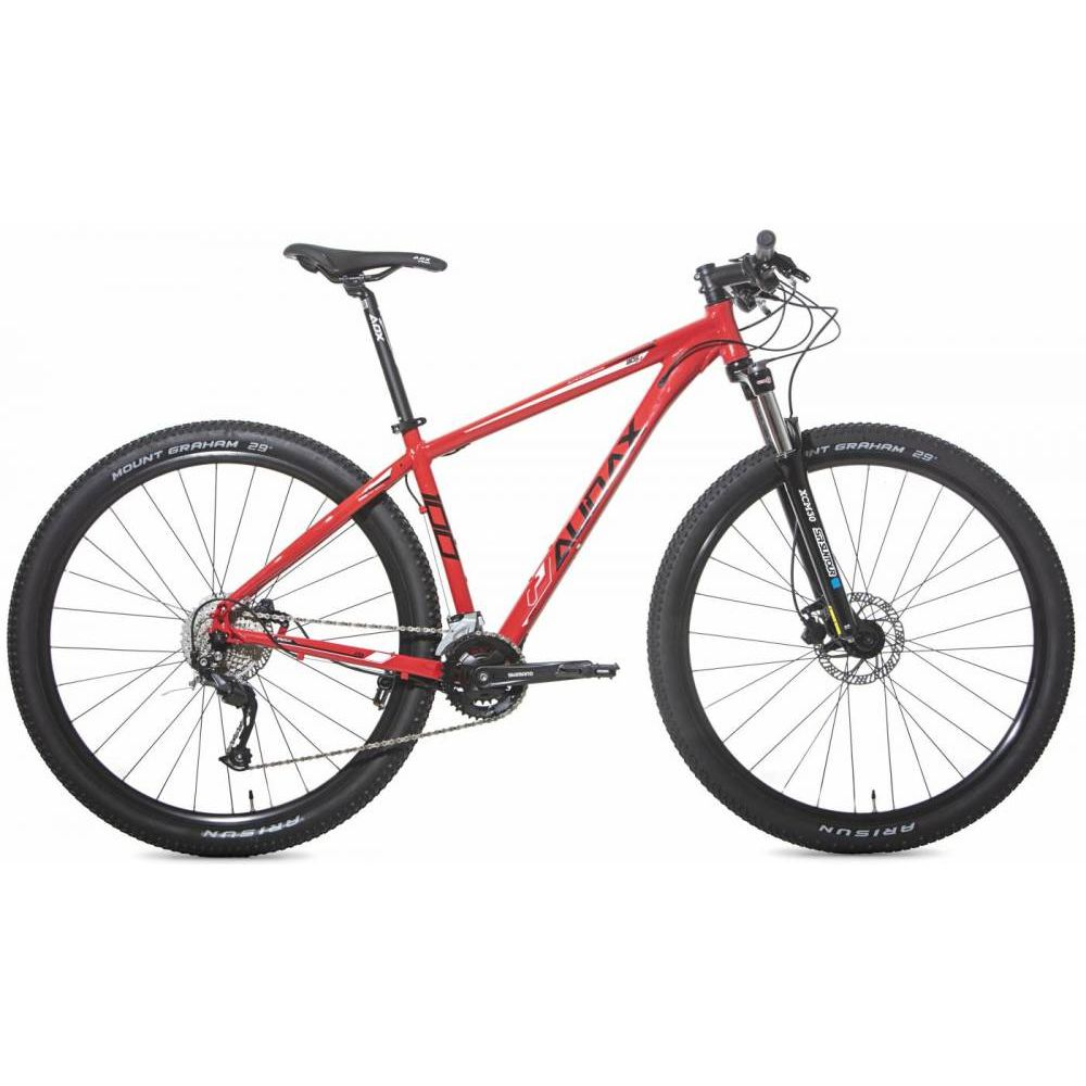 Bike Audax ADX-100 Shimano 18 Velocidades Tamanho 17