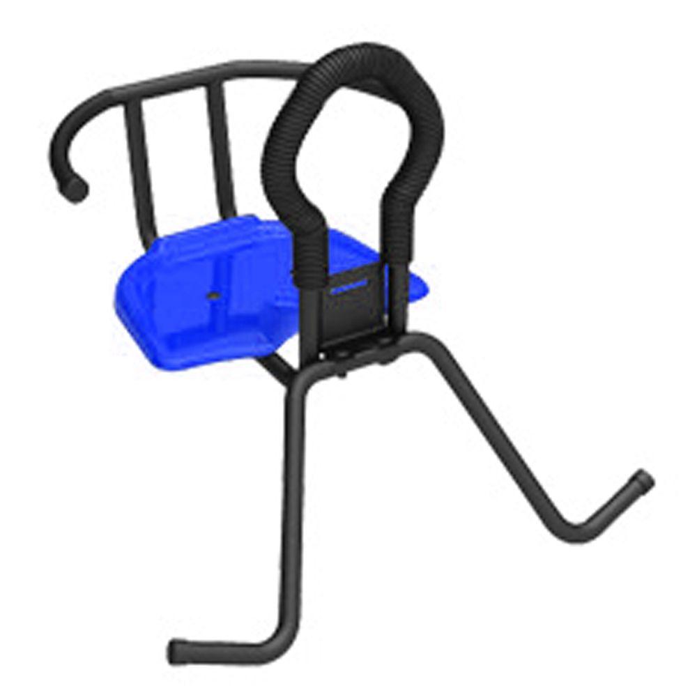 Cadeirinha Bicicleta Dianteira Pojda Caçulinha Azul