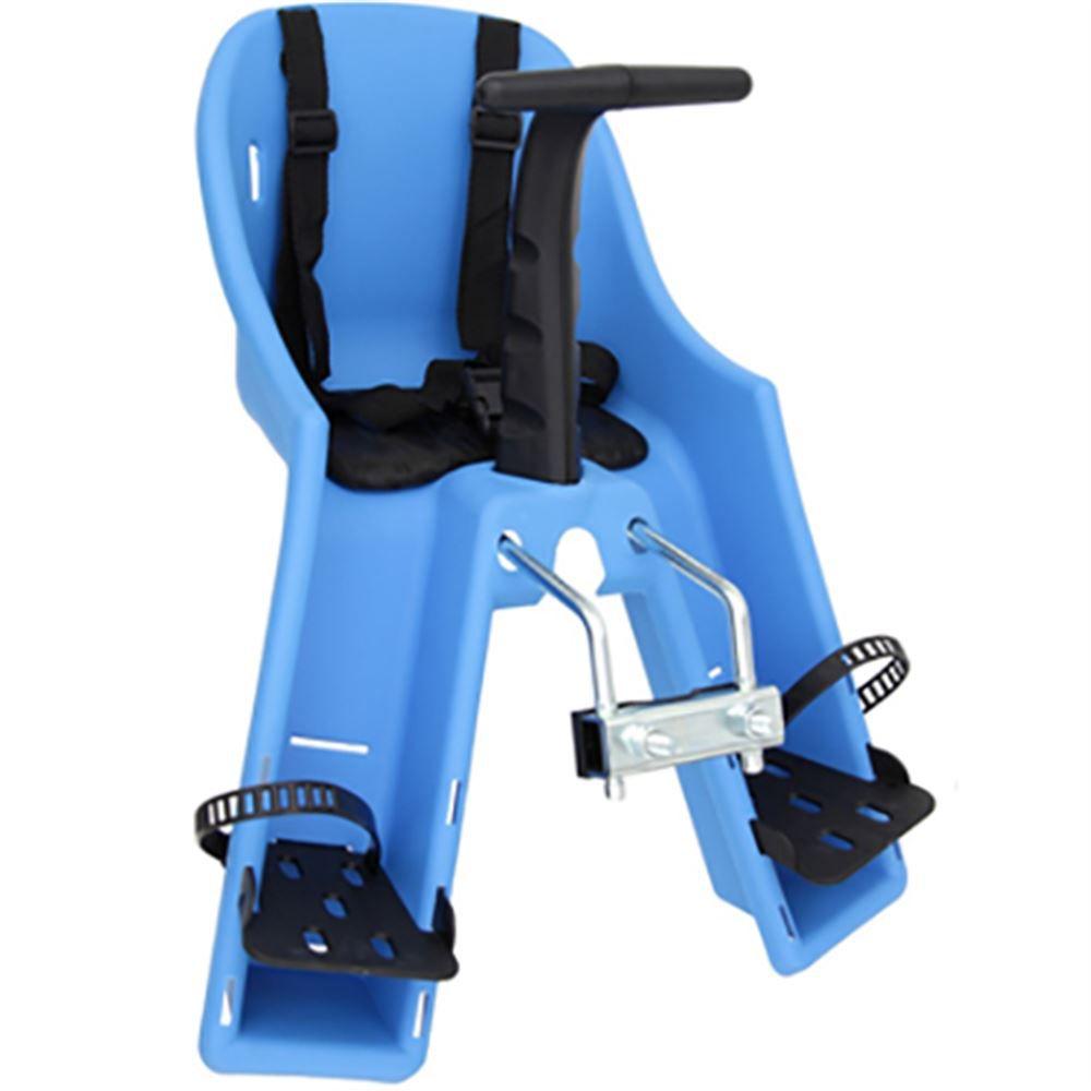 Cadeirinha Bicicleta Kalf Baby Bike Dianteira Azul