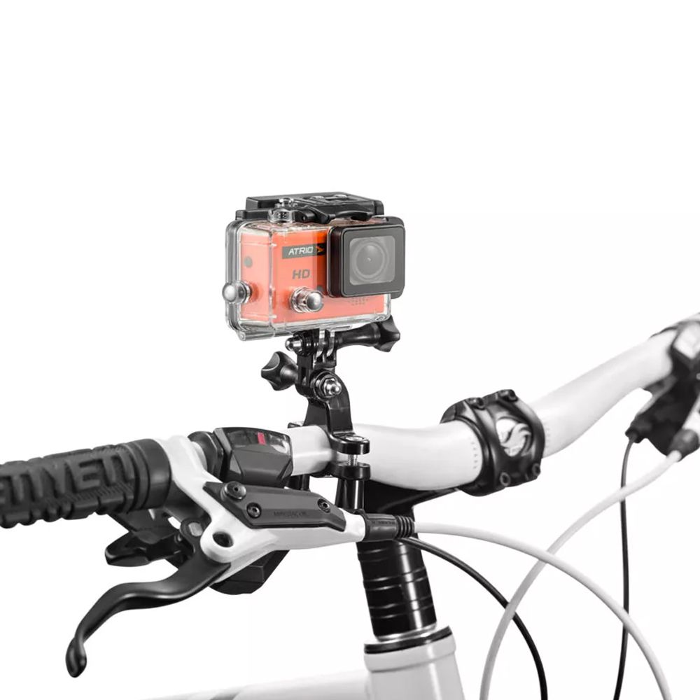 Câmera de Ação Multilaser Atrio HD 720P Fullsport