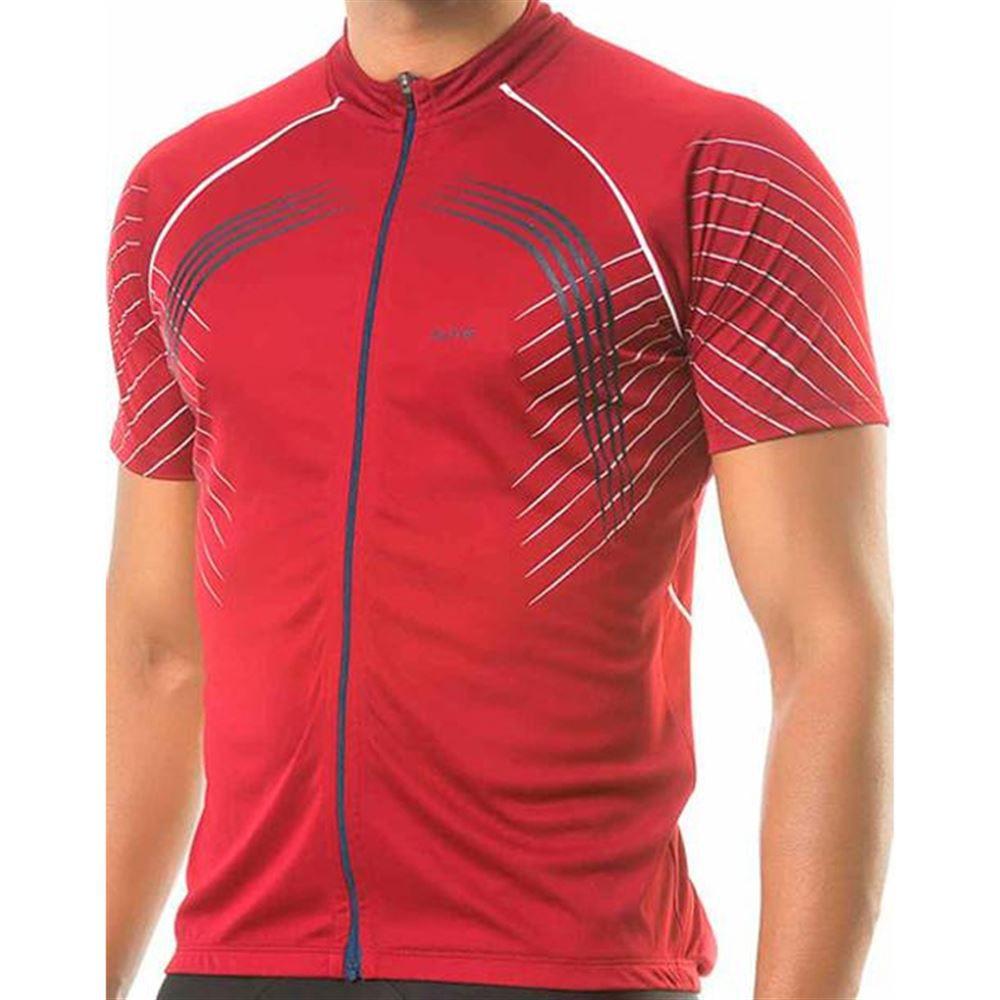 Camisa Ciclismo Elite Special Vermelho Tamanho P
