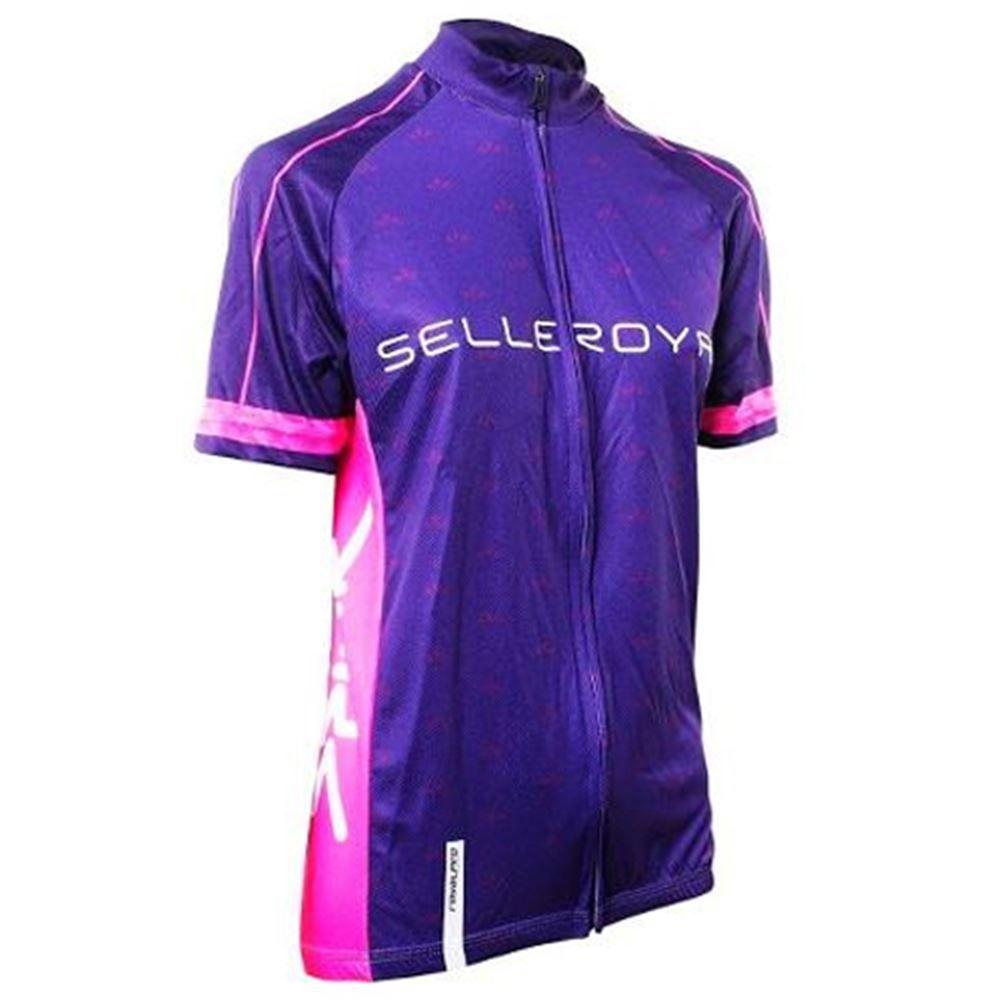 Camisa Ciclista Feminina Royalpro Selle Royal Tamanho G