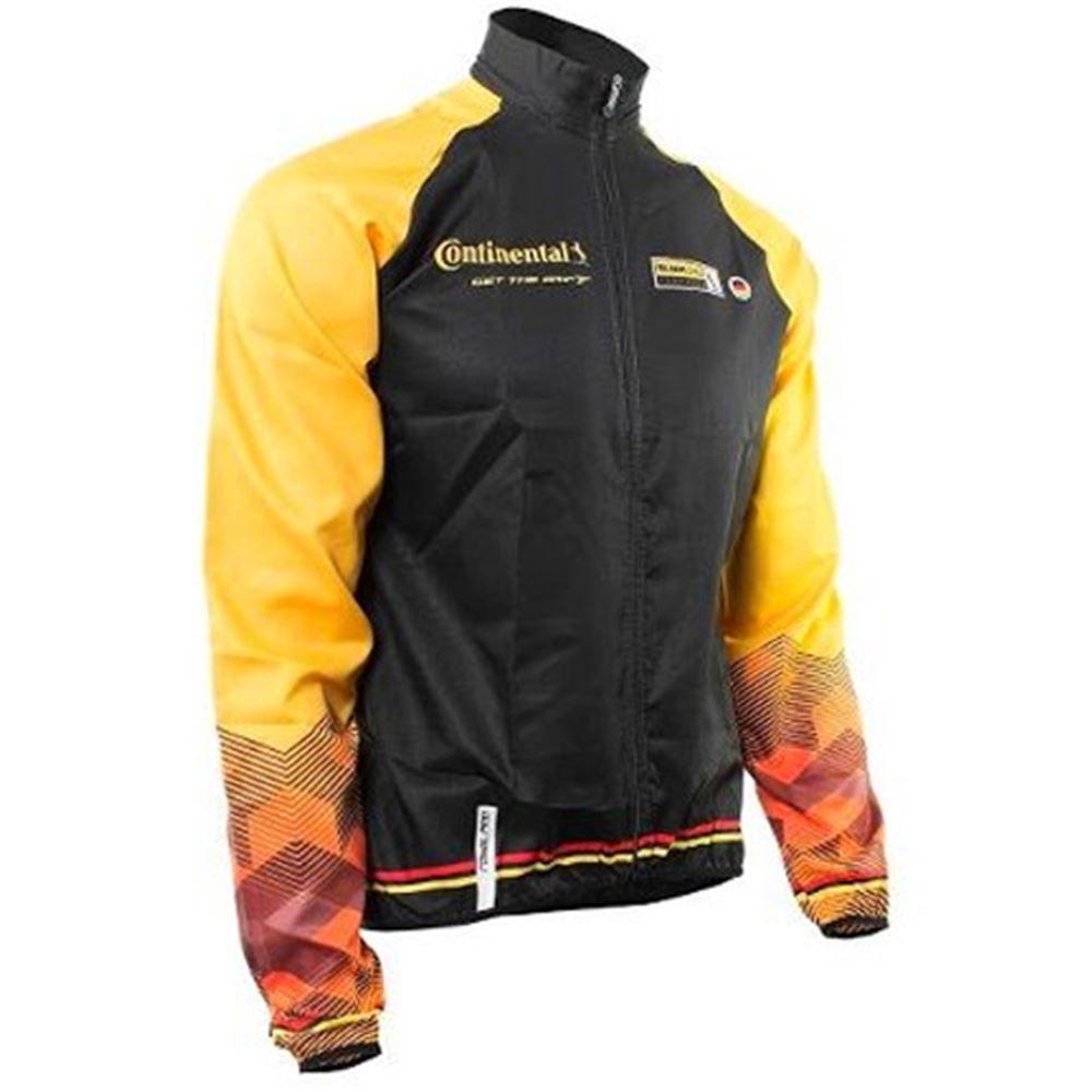 Camisa Ciclista Manga Longa Continental 2016 Tamanho GG