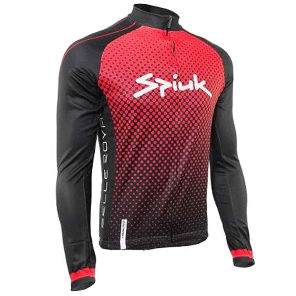Camisa Ciclista Manga Longa Spiuk 2016 - Gg