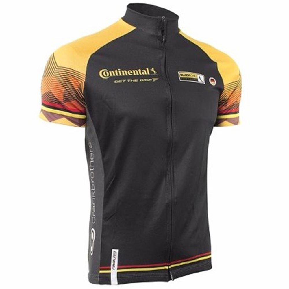 Camisa Ciclista Royalpro Continental 2016 - GGG
