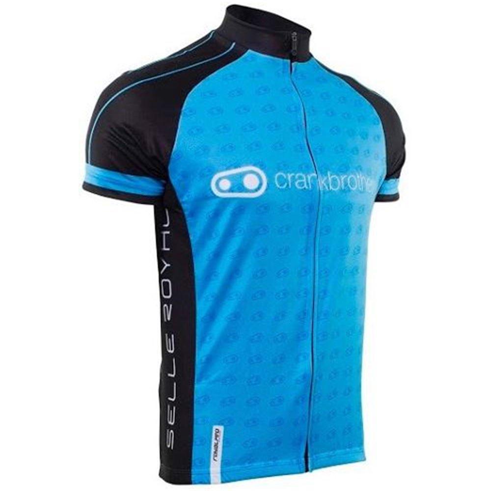 Camisa Ciclista Royalpro Crankbrothers GG