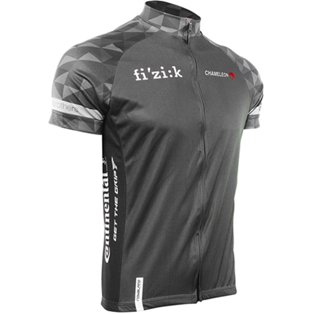 Camisa Ciclista Royalpro Fizik Chameleon 2016 - G