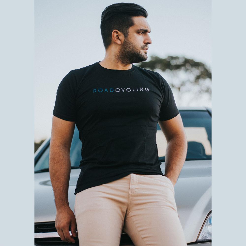 Camiseta Casual Sense Estampas Ciclismo Vorr T-Shirt