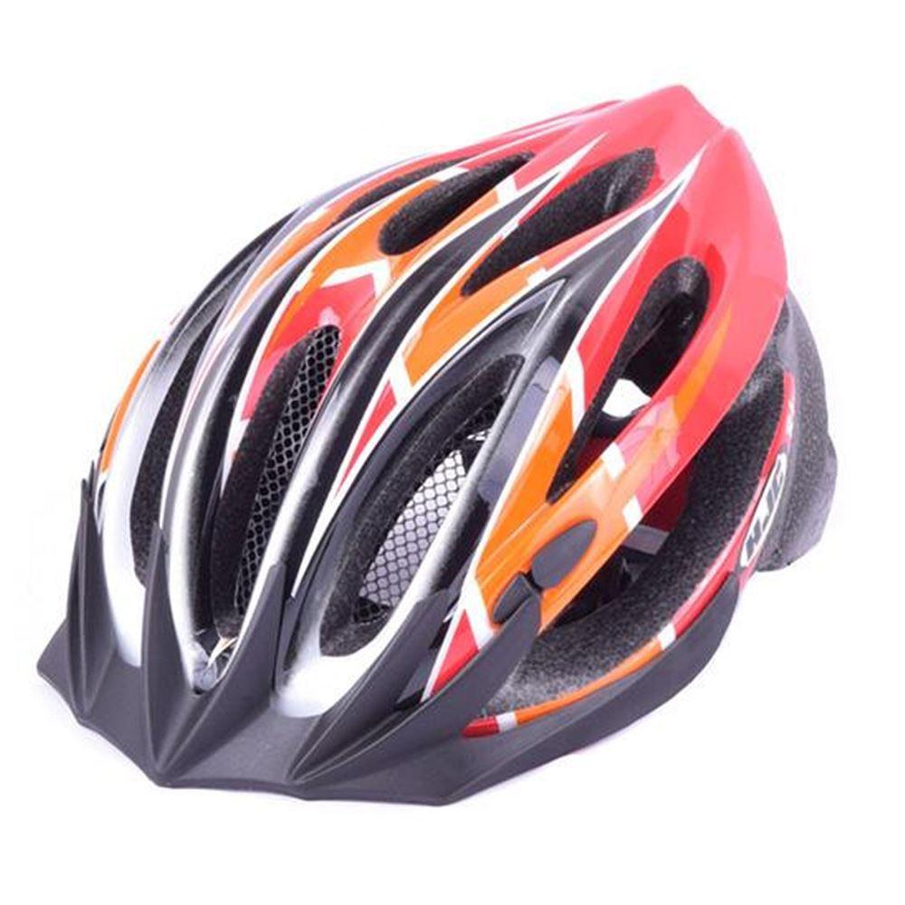 Capacete Bike Hjc Helmets R4 Vermelho Tamanho Único