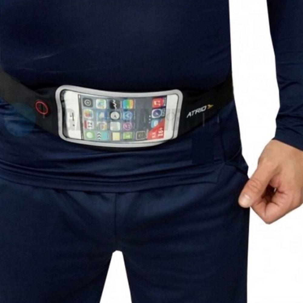 Cinto Esportivo Atrio com Porta Celular Smartphone ES088