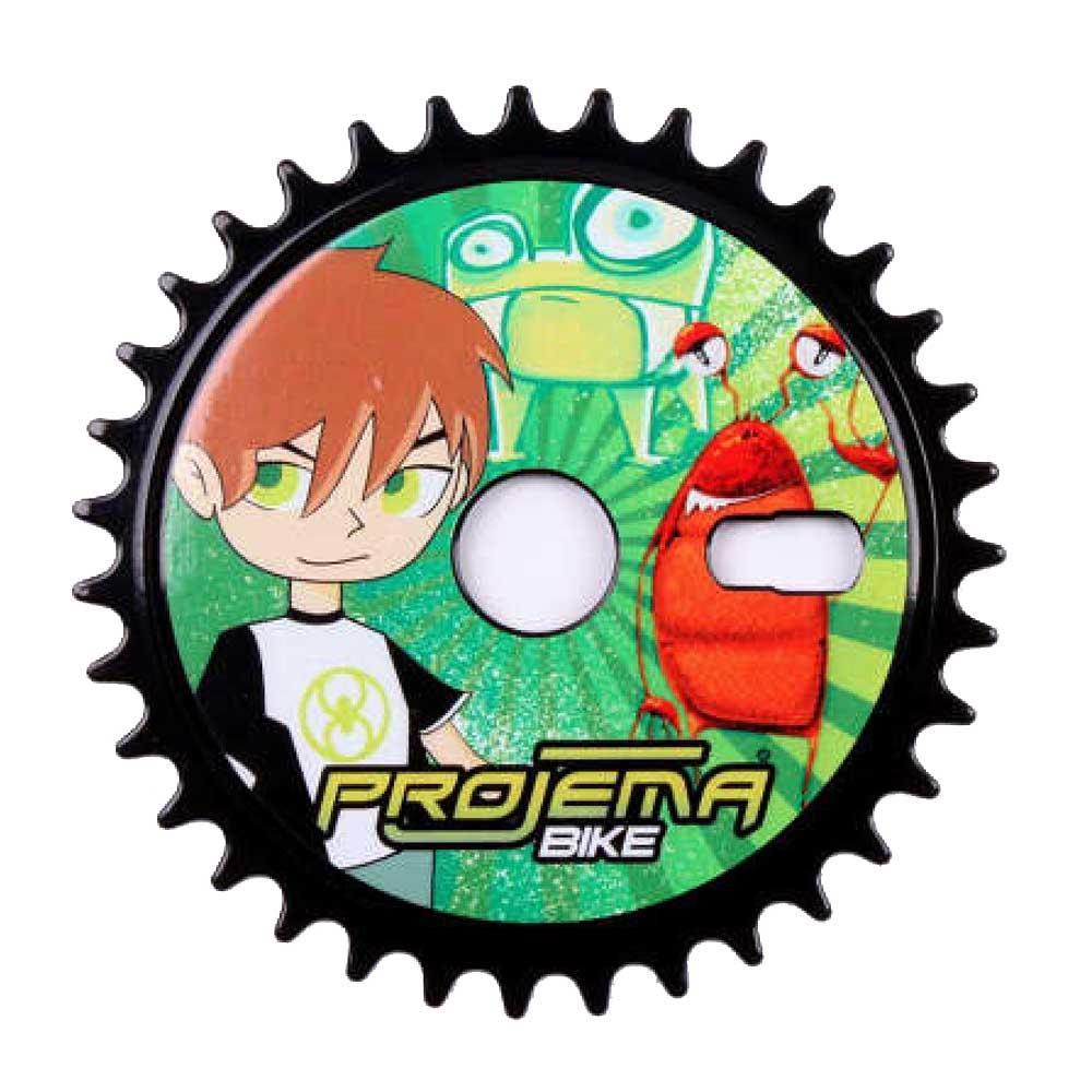 Coroa Bicicleta 36 Dentes Desenho Bem 10