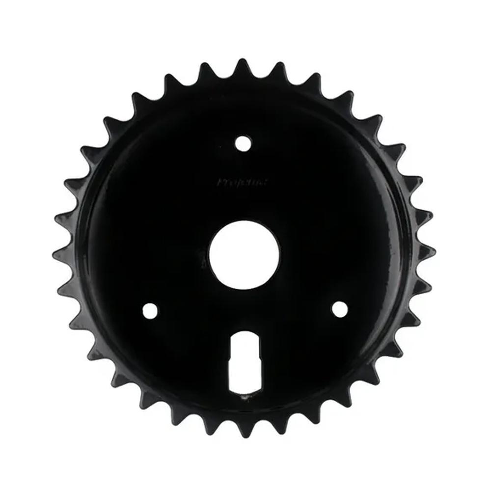 Coroa Bicicleta 36 Dentes Modelo Preta