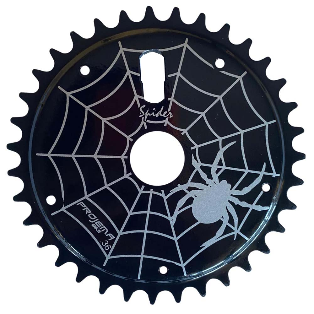 Coroa para Bicicleta 36 Dentes Desenho