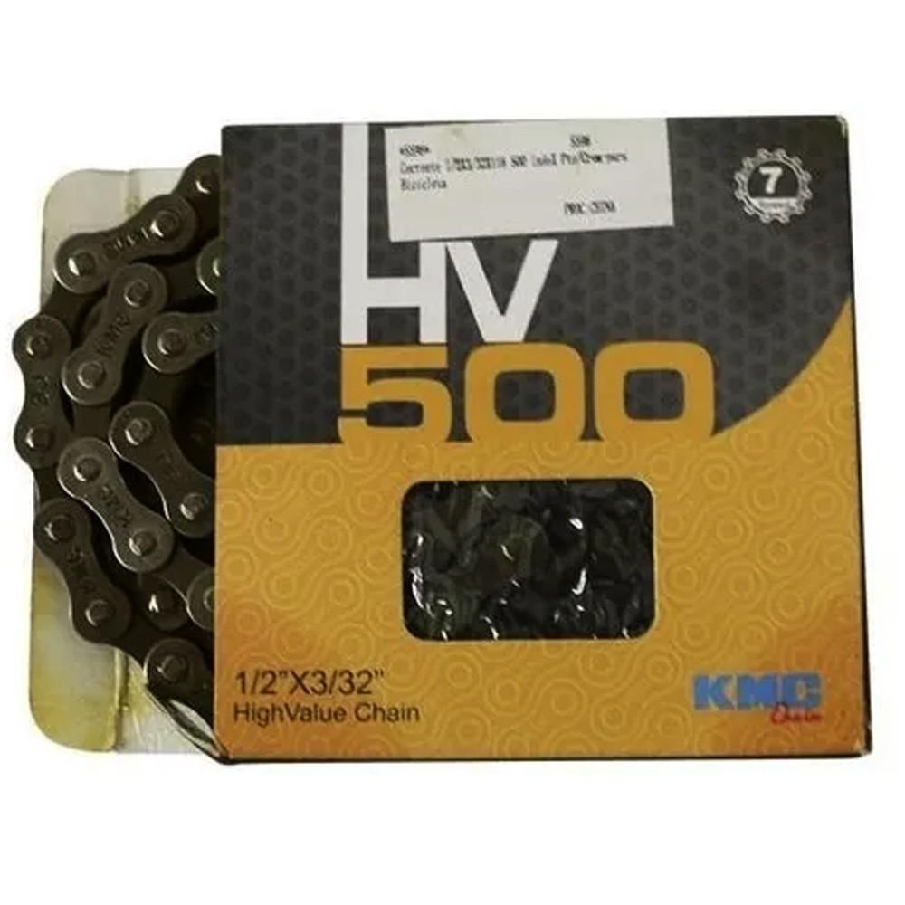 Corrente Bike Kmc Hv-500 7 Velocidades