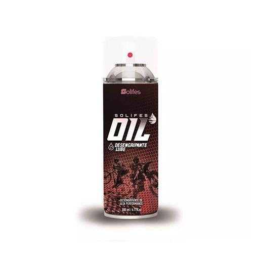 Desengripante Solifes Spray Lube 200ml