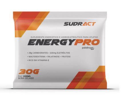 Energy Pro Sachês 30g Sabor Limão