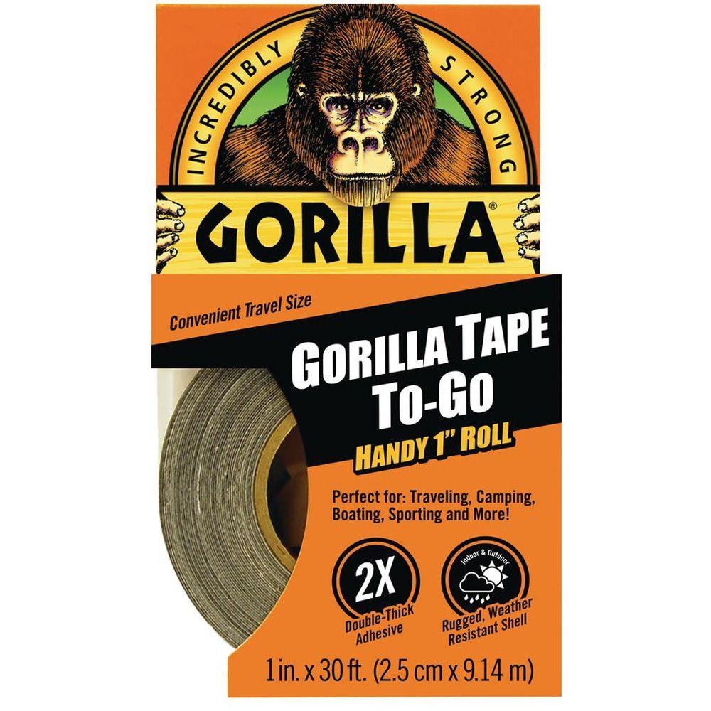 Fita De Aro Tubeless Gorilla Tape 9,14 M x 25mm Importada EUA