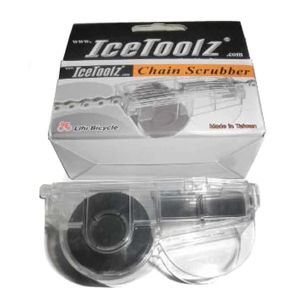 Limpador De Corrente Com Escovas Ice Toolz