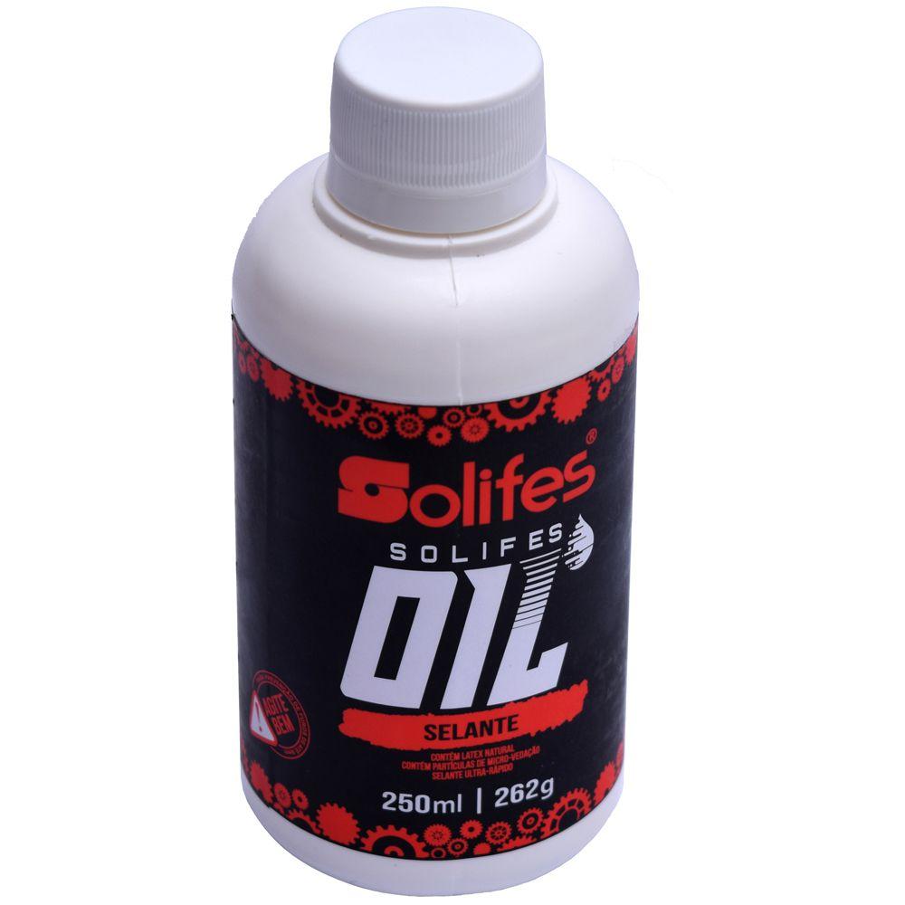 Líquido Selante Solifes 250 ml Para Tubeless Pneu MTB