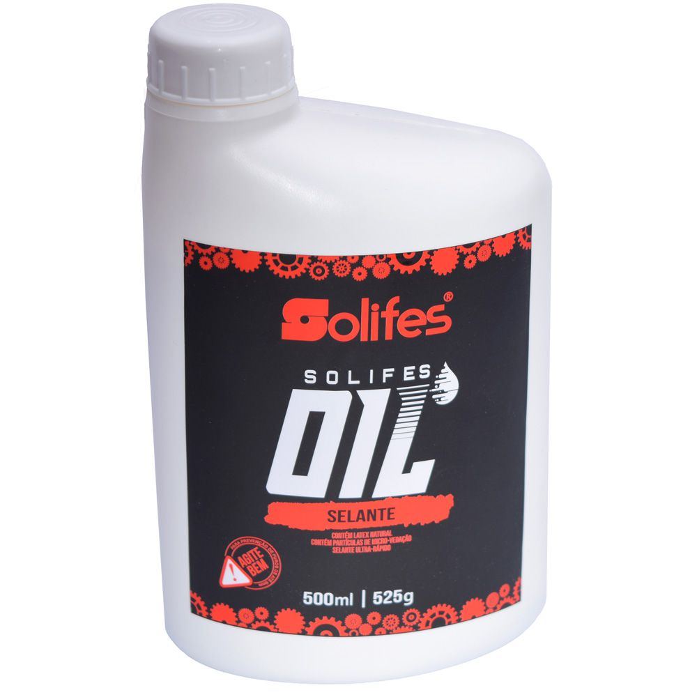 Líquido Selante Solifes 500 ml Para Tubeless Pneu MTB