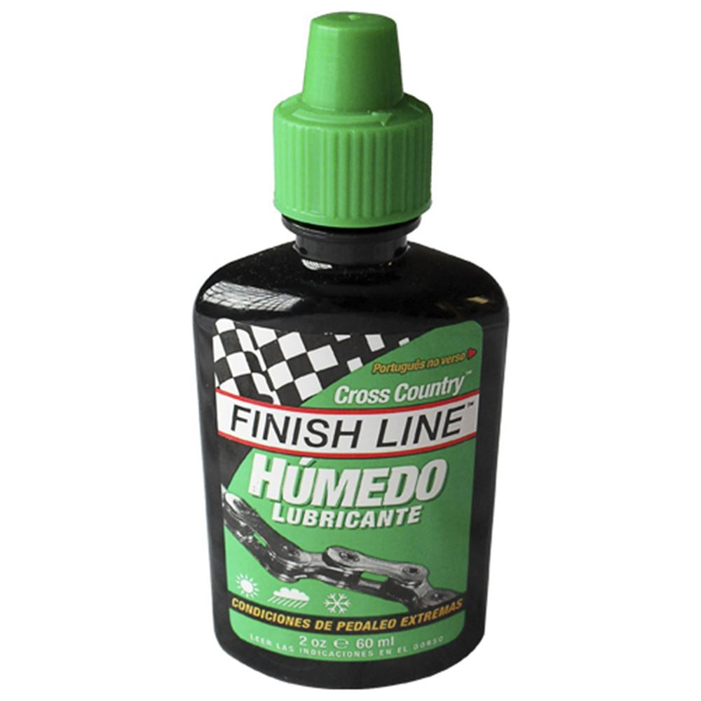 Lubrificante Finish Line Úmido 60 Ml