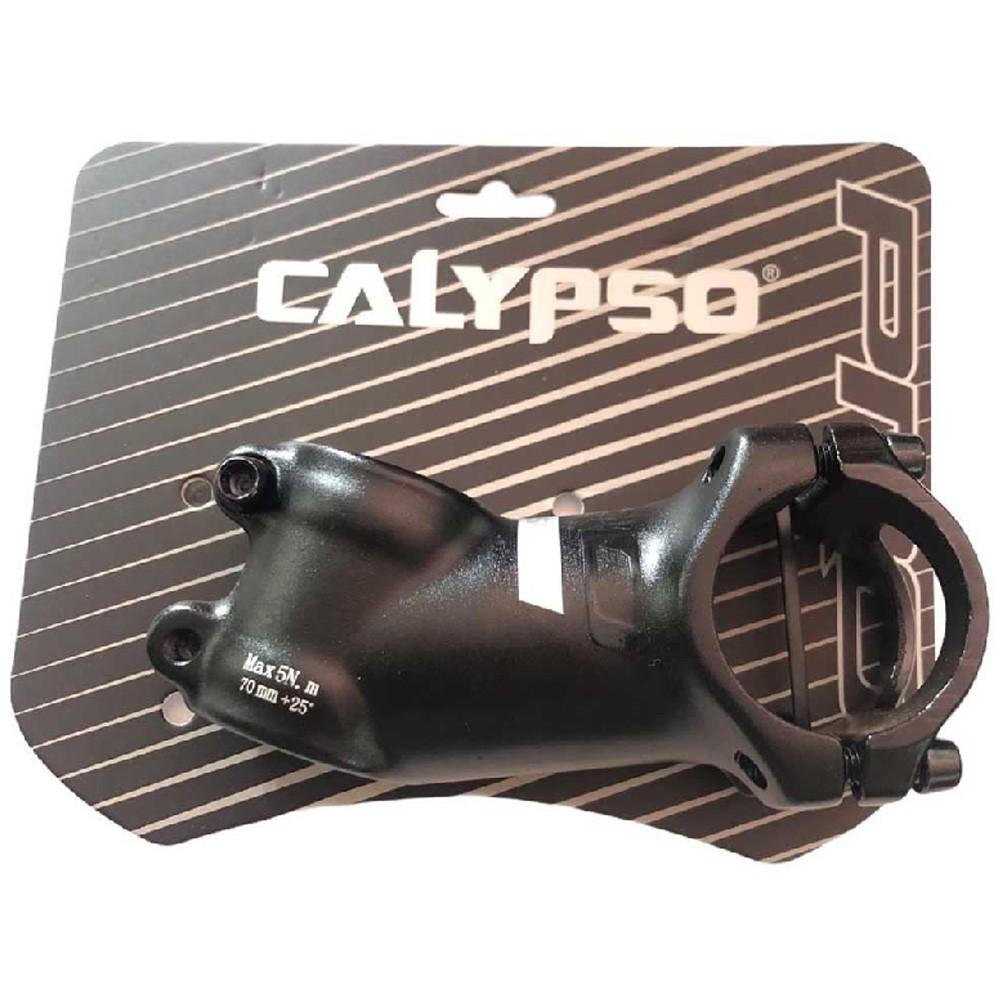 Mesa Calypso Pro 31,8mm x 70mm 25° Forjada 3D Preto