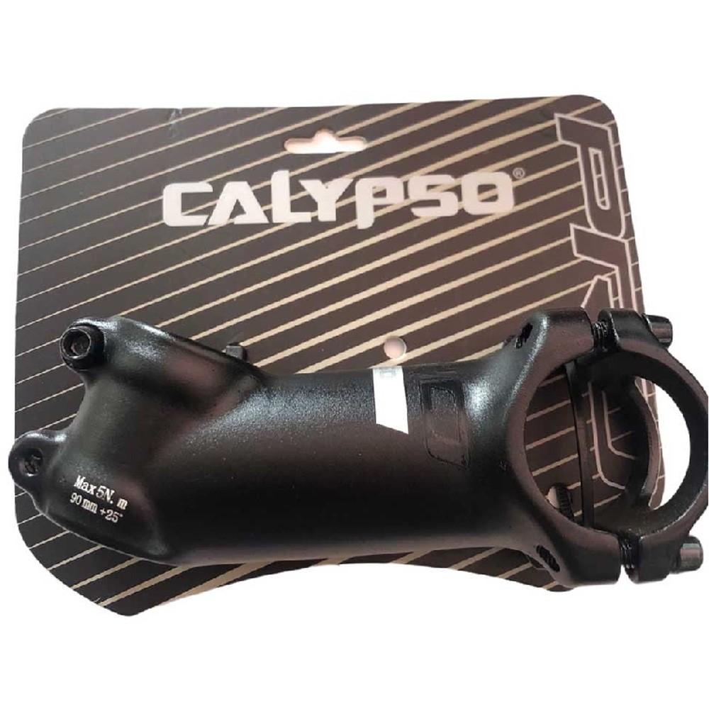 Mesa Calypso Pro 31,8mm x 90mm 25° Forjada 3D Preto