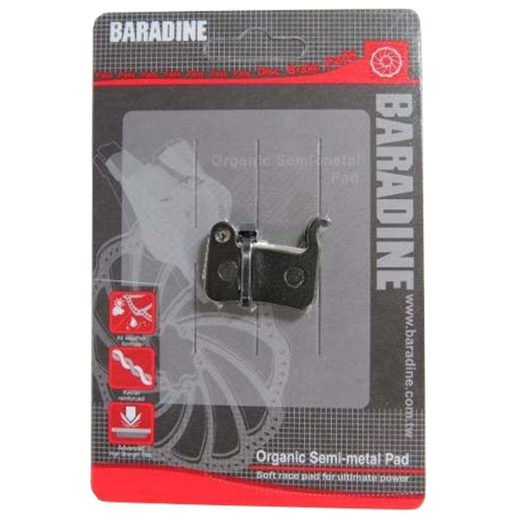 Pastilha De Freio A Disco Bike Baradine (Xtr)
