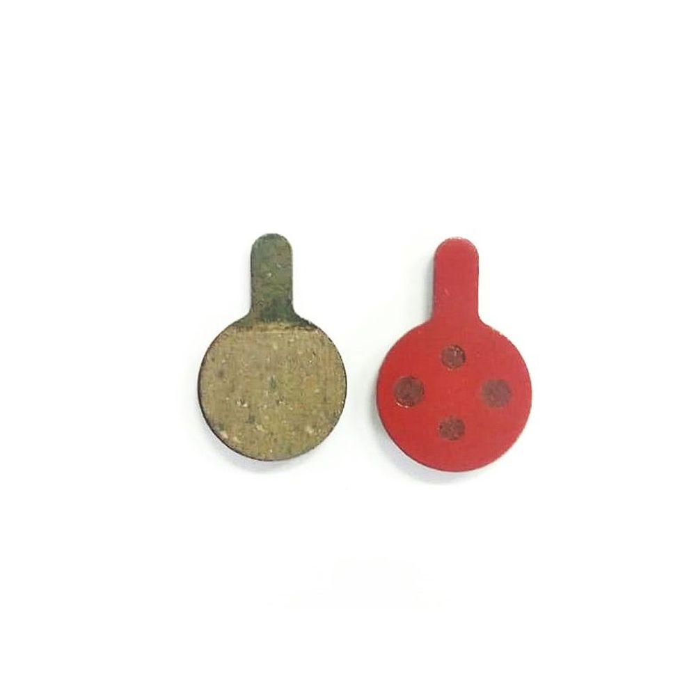 Pastilha Freio A Disco Redonda Gts Mecânico 10 Pares Modelo Antigo