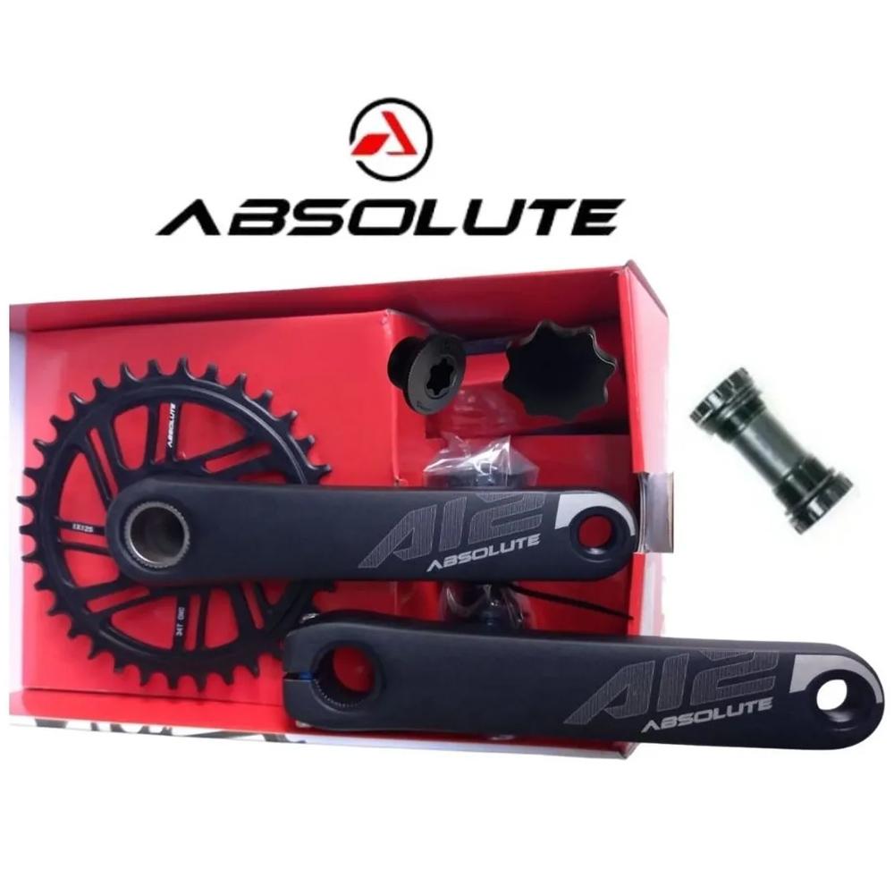 Pedivela Absolute Prime A12 Direct Mount 34D 175mm 11/12v