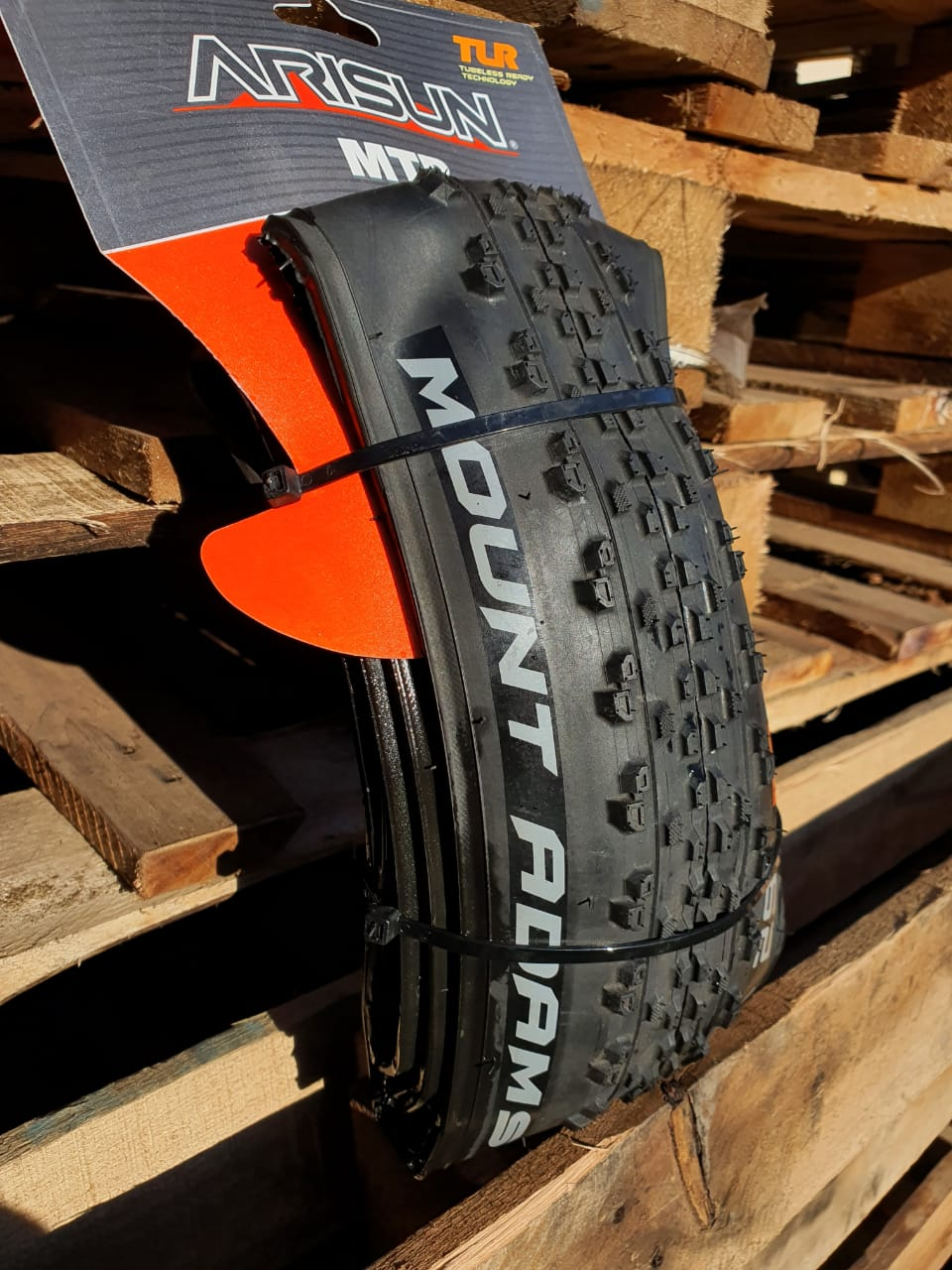 Pneu 29x2.0 Arisun Mount Adams Tubeless Kevlar 120 TPI