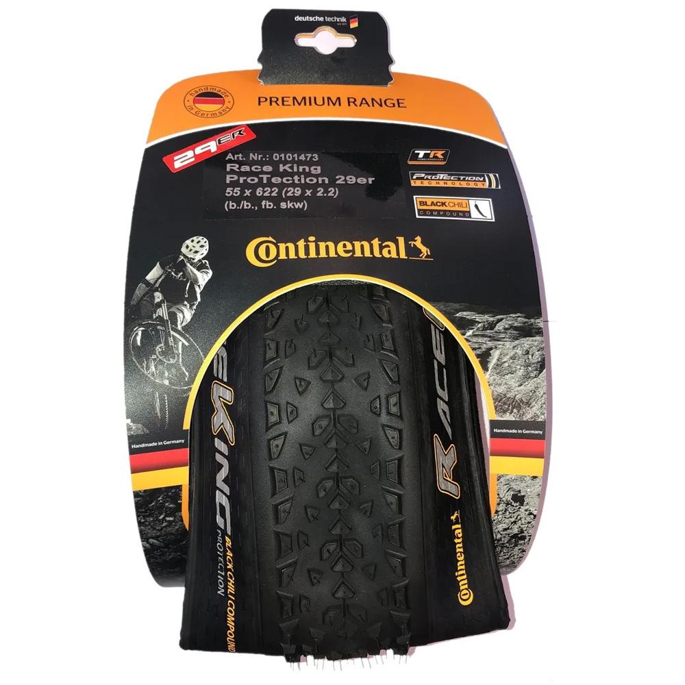 Pneu Continental 29 X 2.2 Race King Protection Tubeless