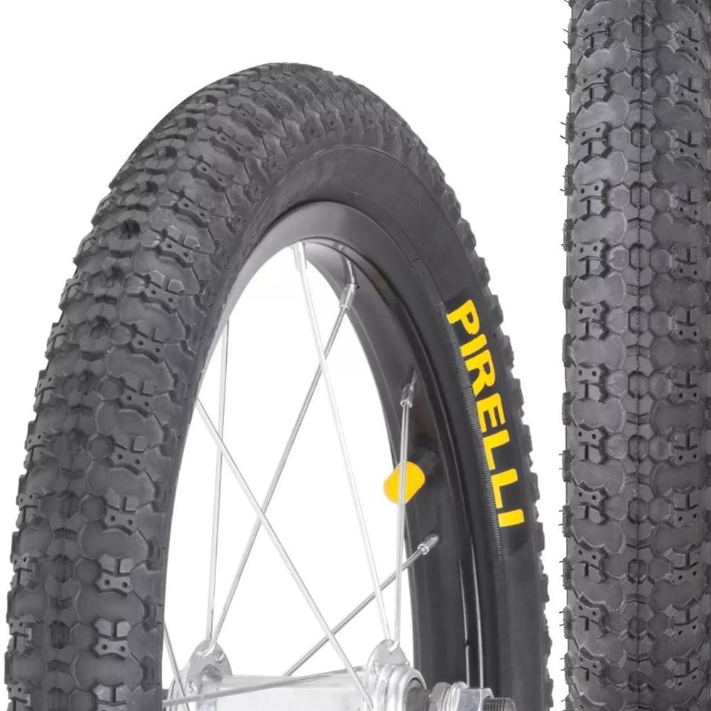 Pneu Pirelli Aro 20x1.75 Preto H-506 Top Cross