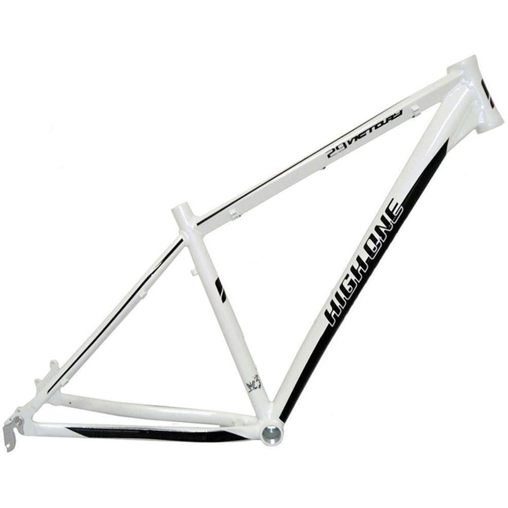 Quadro Bicicleta 29 High One Victory Branco/Pto Tam 18