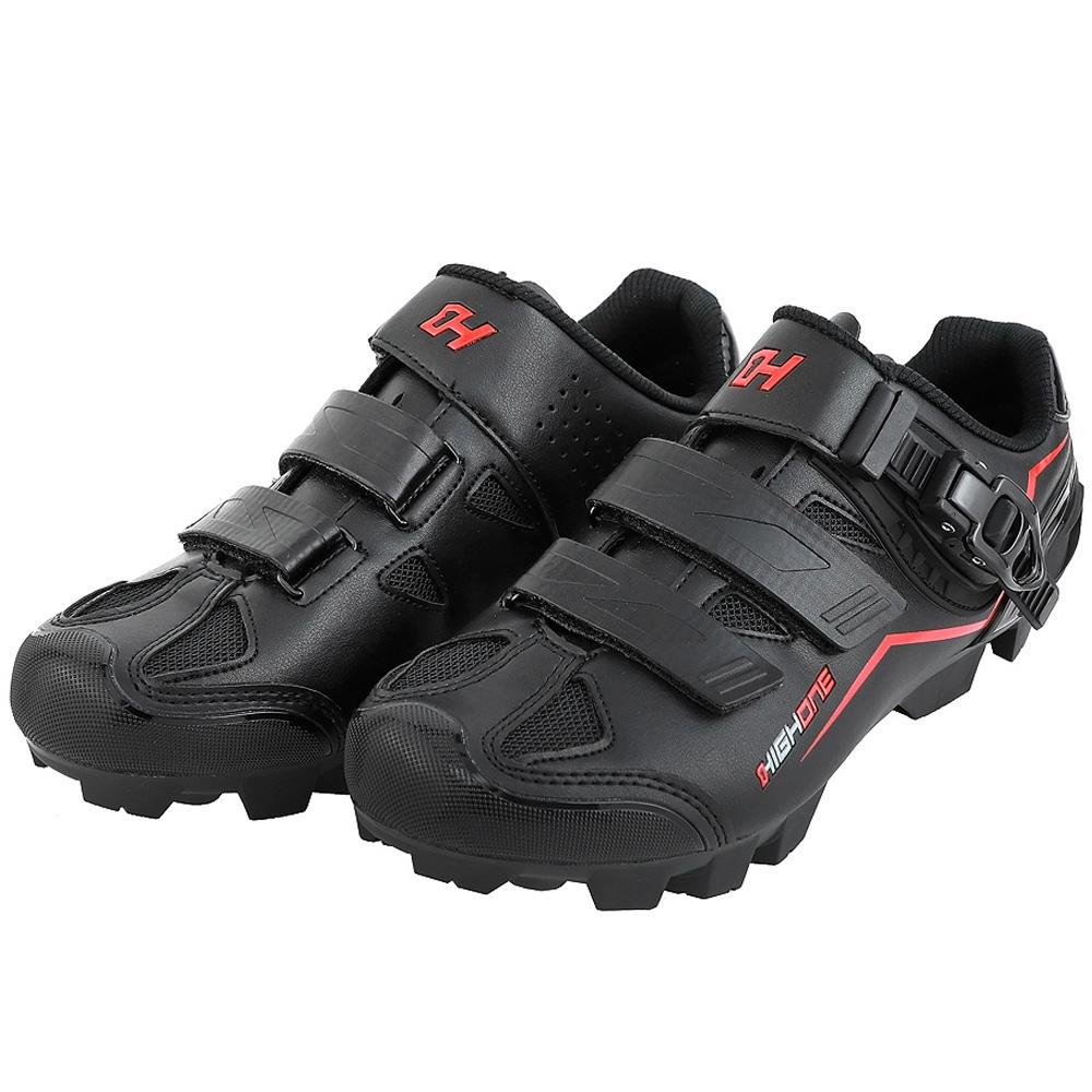 Sapatilha Ciclsimo High One MTB Feet Catraca e Velcro 43 EUR