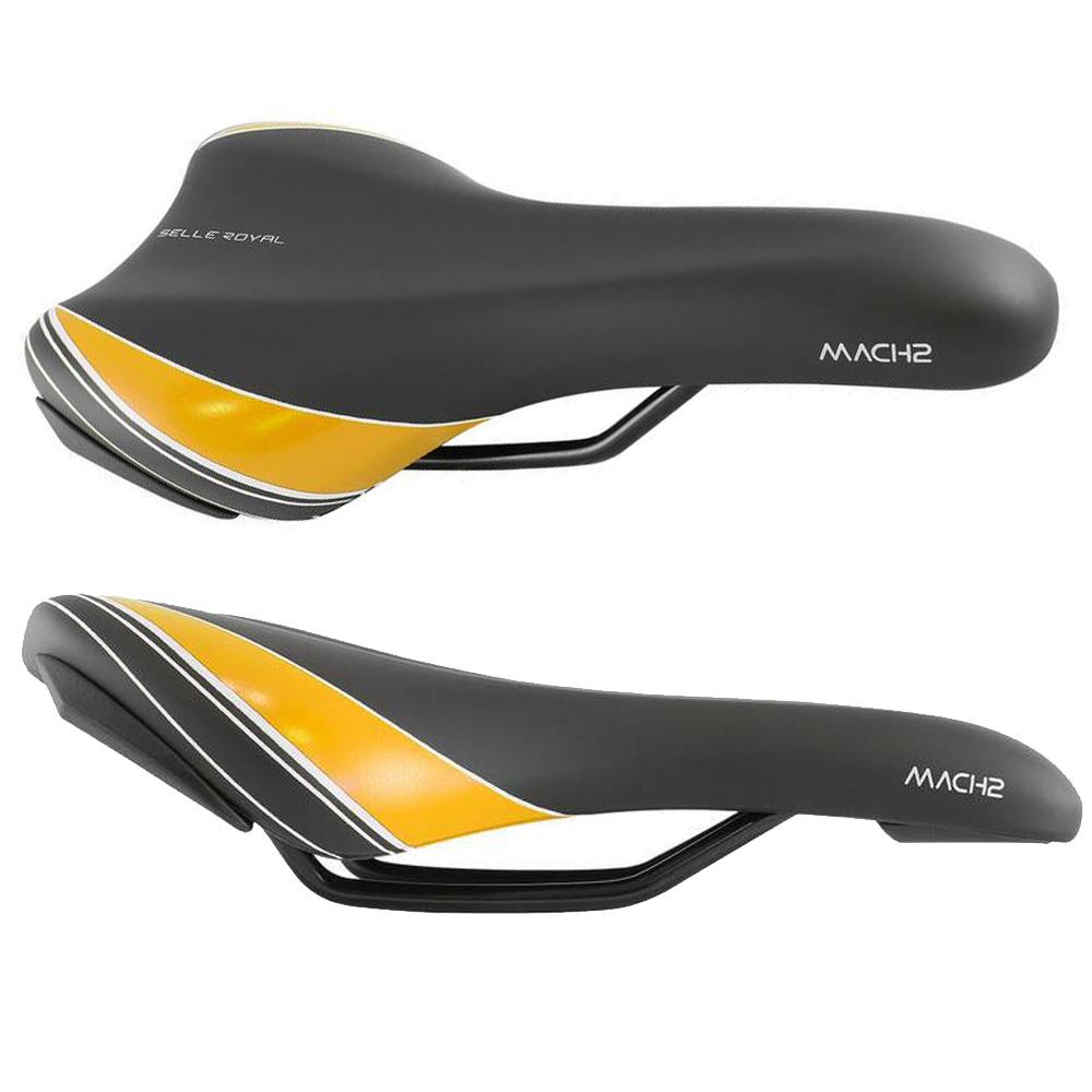 Selim Bike Selle Royal Mach 2 Rvs Premium MTB/Speed Cores