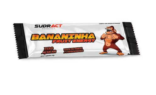 Bananinha Fruit Energy Sudract  Zero açucar 26g