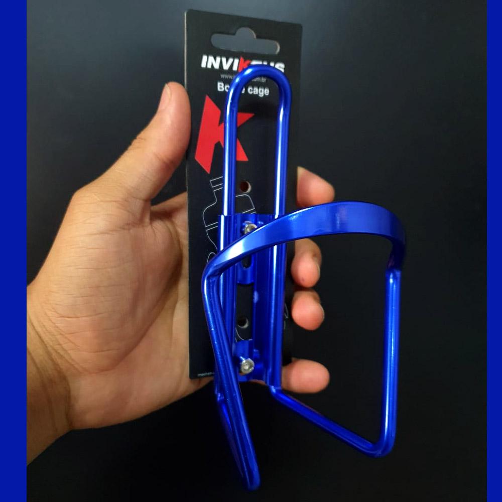 Suporte Caramanhola Alumínio Inviktus  Azul