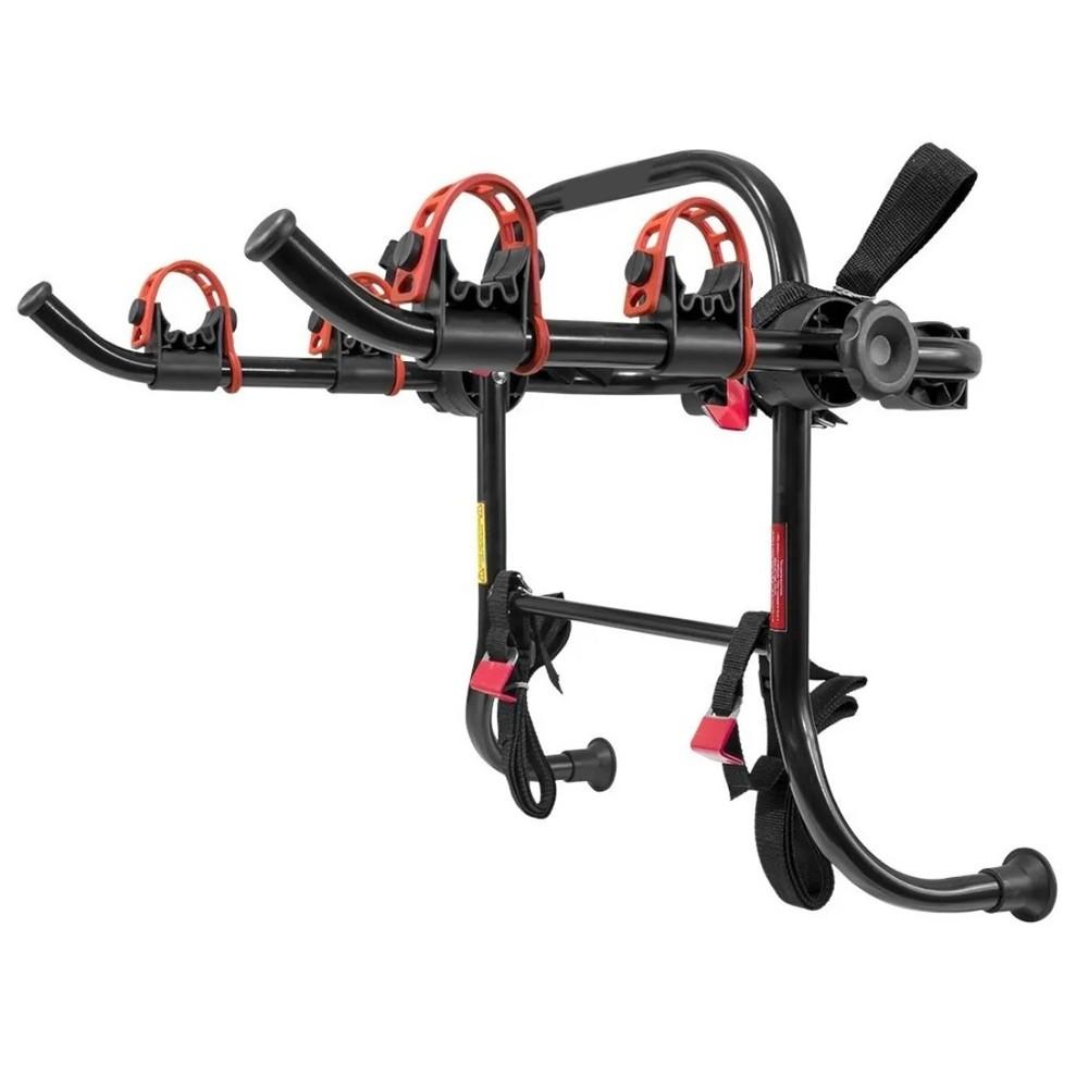 Transbike Triz Garra7 Para 2 Bicicletas Aço Catraca