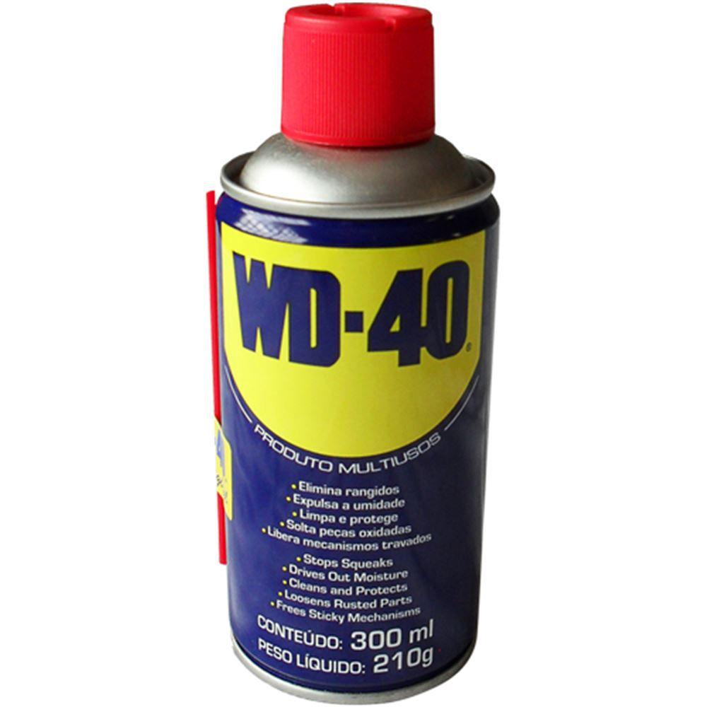 Wd-40 Spray Multi Uso 300 ml