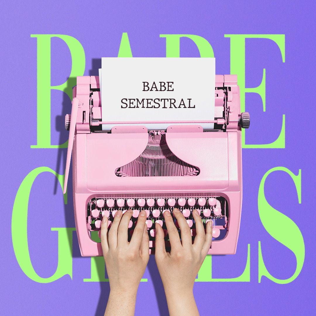 BABE SEMESTRAL - Pagamento Integral