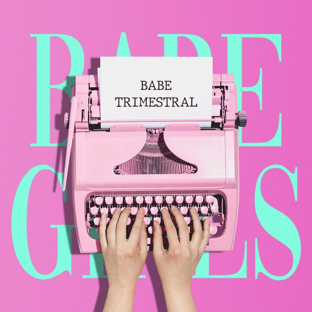 BABE TRIMESTRAL - Pagamento Integral
