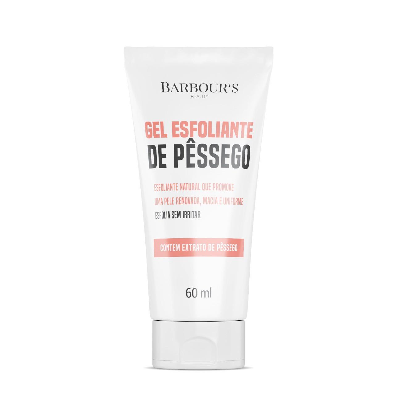 Gel Esfoliante De Pêssego