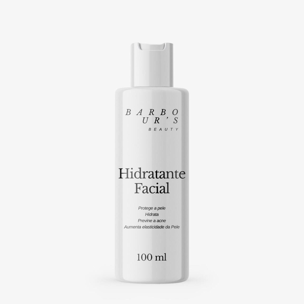 Hidratante Facial Barbour's Beauty