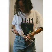 Maxi T-Shirt 11:11