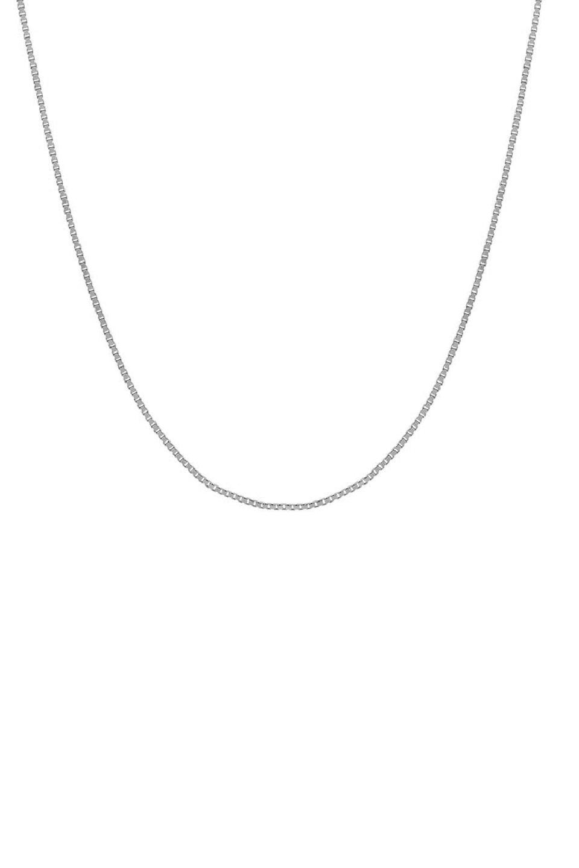 Colar de Prata Veneziana - 50 cm