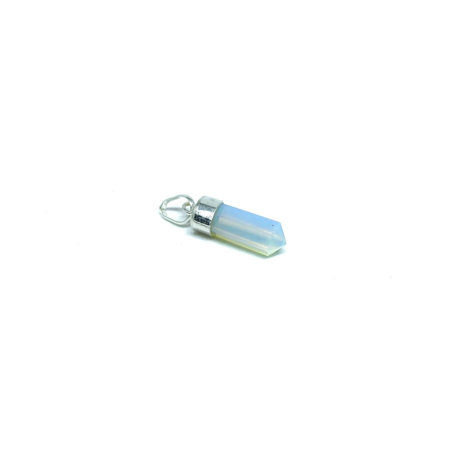 Pingente de Prata Mini Opalina