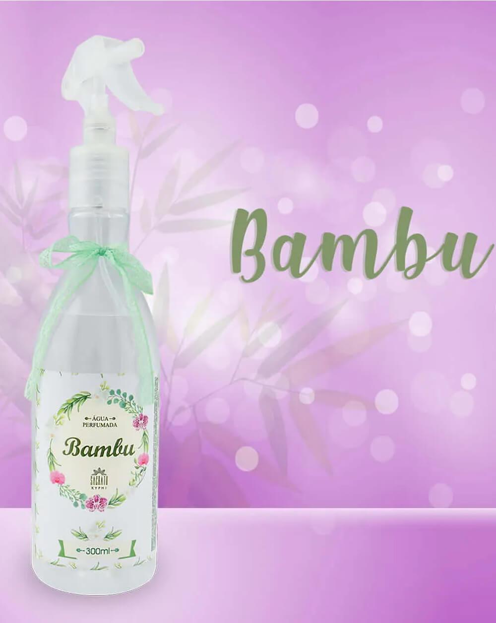 Água Perfumada Bambu 300ml