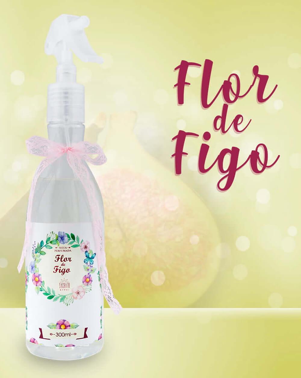 Água Perfumada Flor de Figo 300ml